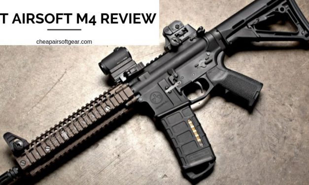 8 Best Airsoft M4 Review in 2019 | Our Top Pickes