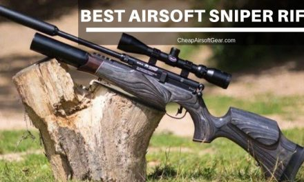 12 Best Airsoft Sniper Rifle Review in 2019 | Our Top Picks