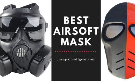 8 Best Airsoft Mask Review in 2019